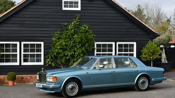 RESERVE REMOVED - 1991 Rolls-Royce Silver Spur II For Sale (picture 18 of 195)