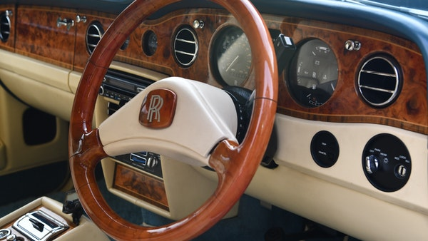 RESERVE REMOVED - 1991 Rolls-Royce Silver Spur II For Sale (picture 67 of 195)