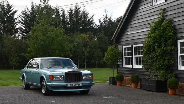RESERVE REMOVED - 1991 Rolls-Royce Silver Spur II For Sale (picture 38 of 195)
