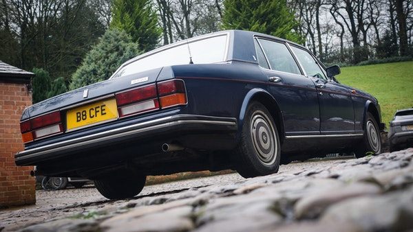 RESERVE LOWERED! - 1985 Rolls Royce Silver Spur For Sale (picture 4 of 96)