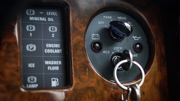 RESERVE LOWERED! - 1985 Rolls Royce Silver Spur For Sale (picture 20 of 96)
