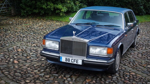 RESERVE LOWERED! - 1985 Rolls Royce Silver Spur For Sale (picture 10 of 96)