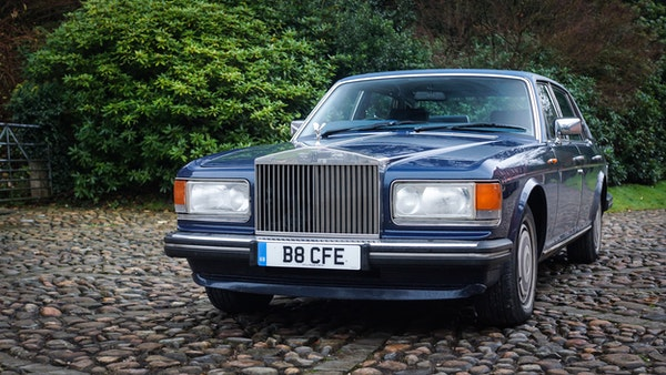 1985 Rolls Royce Silver Spur For Sale (picture 6 of 100)