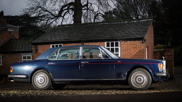 1985 Rolls Royce Silver Spur For Sale (picture 8 of 100)