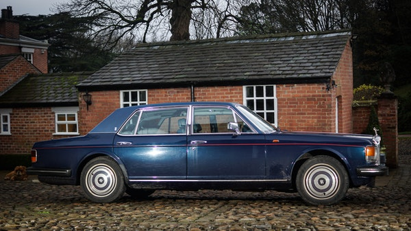 1985 Rolls Royce Silver Spur For Sale (picture 10 of 100)