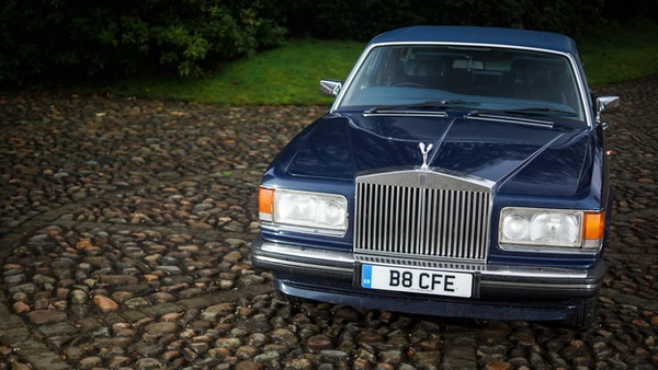 1985 Rolls Royce Silver Spur For Sale (picture 12 of 100)