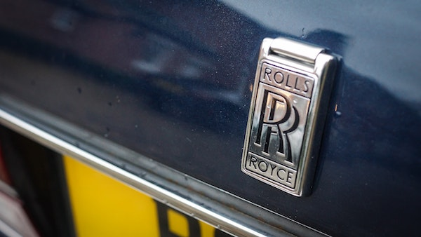 1985 Rolls Royce Silver Spur For Sale (picture 80 of 100)