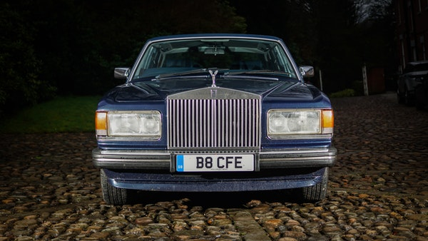 1985 Rolls Royce Silver Spur For Sale (picture 11 of 100)