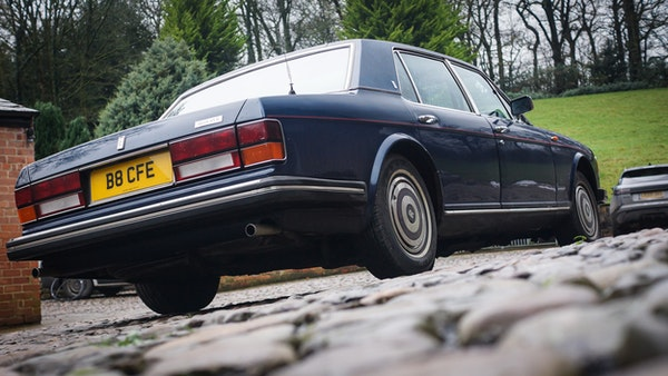 1985 Rolls Royce Silver Spur For Sale (picture 7 of 100)