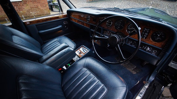 1985 Rolls Royce Silver Spur For Sale (picture 20 of 100)