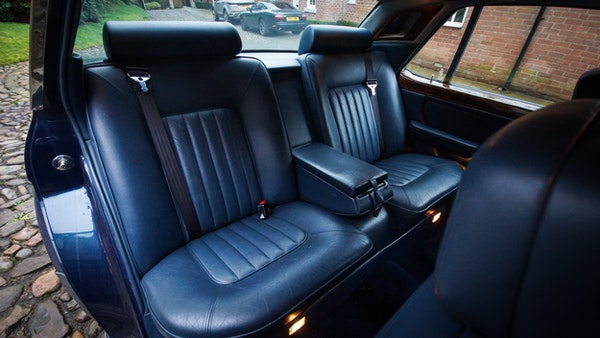 1985 Rolls Royce Silver Spur For Sale (picture 24 of 100)
