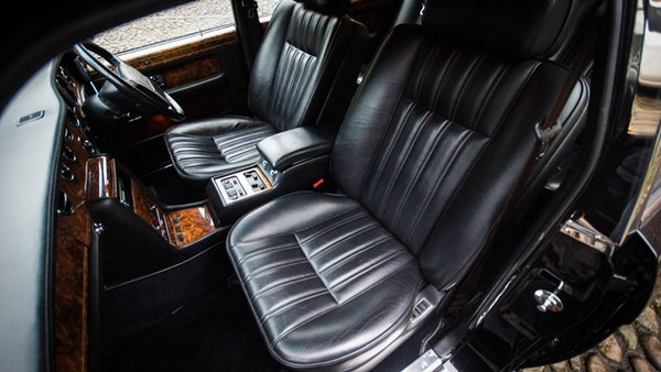 1998 Rolls Royce Silver Spur For Sale (picture 31 of 116)
