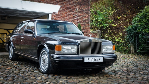 1998 Rolls Royce Silver Spur For Sale (picture 1 of 116)