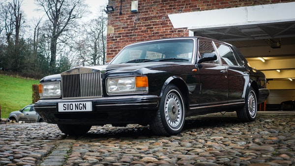 1998 Rolls Royce Silver Spur For Sale (picture 15 of 116)