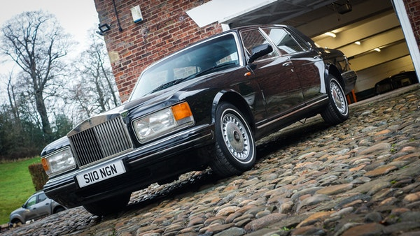 1998 Rolls Royce Silver Spur For Sale (picture 14 of 116)