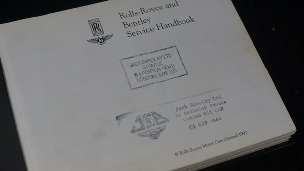 1998 Rolls Royce Silver Spur For Sale (picture 109 of 116)