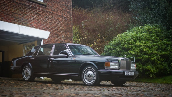 1998 Rolls Royce Silver Spur For Sale (picture 9 of 116)