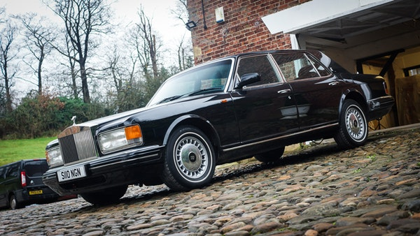1998 Rolls Royce Silver Spur For Sale (picture 12 of 116)