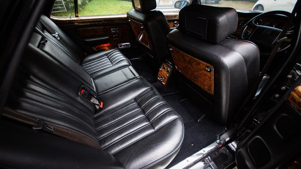 RESERVE LOWERED! - 1998 Rolls Royce Silver Spur For Sale (picture 36 of 113)