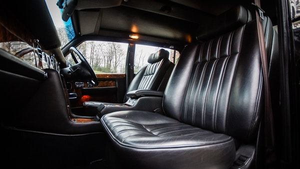 RESERVE LOWERED! - 1998 Rolls Royce Silver Spur For Sale (picture 34 of 113)