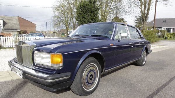 1987 Rolls Royce Silver Spur For Sale (picture 23 of 96)