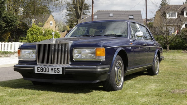 1987 Rolls Royce Silver Spur For Sale (picture 1 of 96)