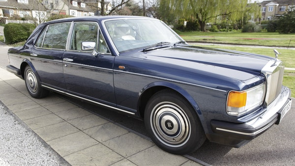 1987 Rolls Royce Silver Spur For Sale (picture 19 of 96)