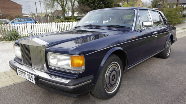 1987 Rolls Royce Silver Spur For Sale (picture 6 of 96)