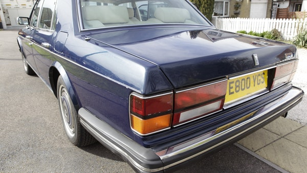 1987 Rolls Royce Silver Spur For Sale (picture 15 of 96)