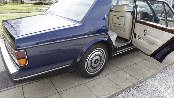 1987 Rolls Royce Silver Spur For Sale (picture 16 of 96)