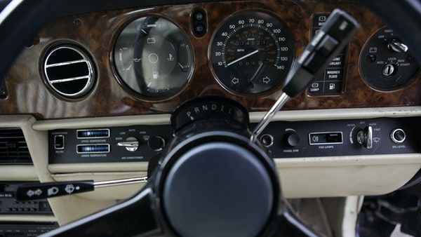 1987 Rolls Royce Silver Spur For Sale (picture 34 of 96)