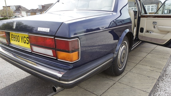 1987 Rolls Royce Silver Spur For Sale (picture 17 of 96)
