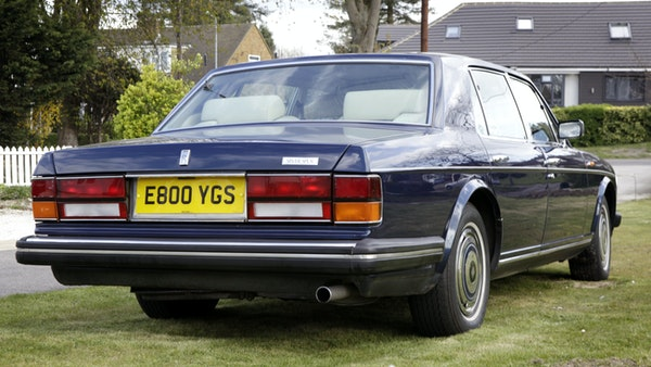 1987 Rolls Royce Silver Spur For Sale (picture 10 of 96)