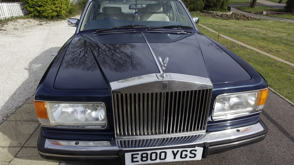 1987 Rolls Royce Silver Spur For Sale (picture 22 of 96)