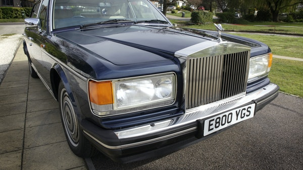 1987 Rolls Royce Silver Spur For Sale (picture 20 of 96)