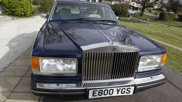 1987 Rolls Royce Silver Spur For Sale (picture 21 of 96)
