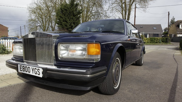 1987 Rolls Royce Silver Spur For Sale (picture 24 of 96)