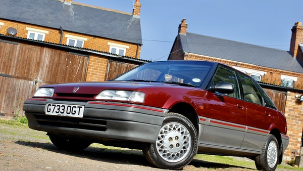 1990 Rover 216 GSi For Sale (picture 26 of 114)