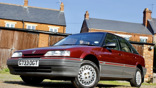 1990 Rover 216 GSi For Sale (picture 27 of 114)