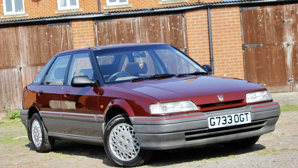 1990 Rover 216 GSi For Sale (picture 13 of 114)
