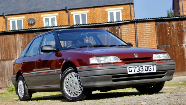 1990 Rover 216 GSi For Sale (picture 19 of 114)