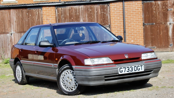 1990 Rover 216 GSi For Sale (picture 9 of 114)