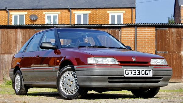1990 Rover 216 GSi For Sale (picture 1 of 114)