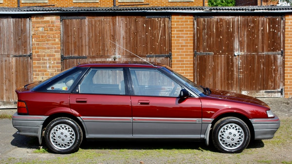 1990 Rover 216 GSi For Sale (picture 12 of 114)