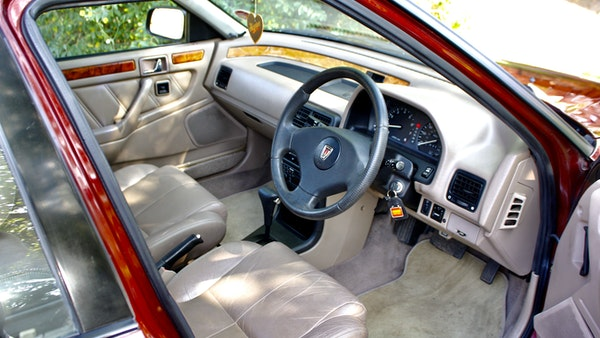 1990 Rover 216 GSi For Sale (picture 40 of 114)