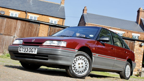 1990 Rover 216 GSi For Sale (picture 25 of 114)