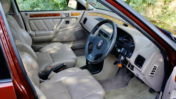 1990 Rover 216 GSi For Sale (picture 41 of 114)