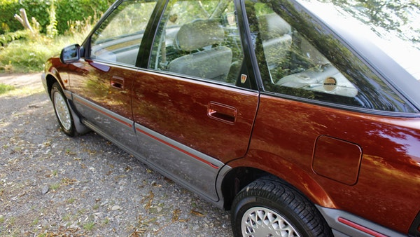 1990 Rover 216 GSi For Sale (picture 91 of 114)