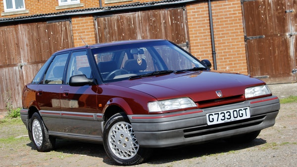 1990 Rover 216 GSi For Sale (picture 10 of 114)