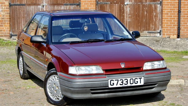 1990 Rover 216 GSi For Sale (picture 5 of 114)